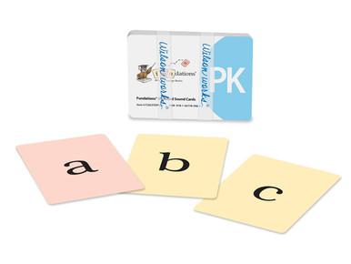 Pre-K Standard Sound Cards