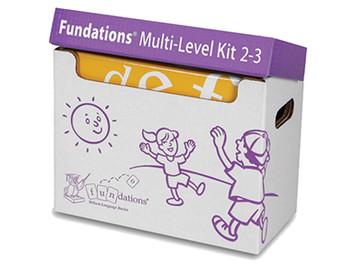 Fundations Multi-Level Kit 2-3