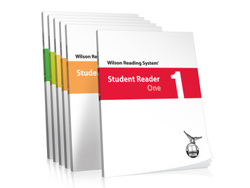 WRS Student Reader 1-6 Set, 4th Edition