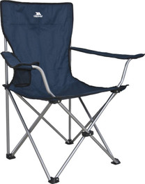 SETTLE FOLDING CAMPING CHAIR WITH DRINKS HOLDER