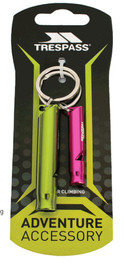 BLOW X WHISTLE KEYRING SET