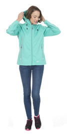 MARSA WOMEN'S WATERPROOF BREATHABLE SOFTSHELL JACKET
