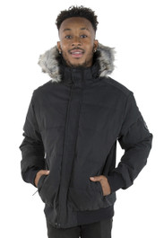 CALGARY - MENS DLX DOWN & FEATHER FILLED JACKET