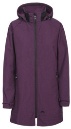 Maeve - Womens Softshell Waterproof Longer Length Coat