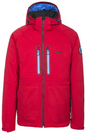 ALLEN - MEN'S DLX RECCO INSULATED STRETCH SKI JACKET