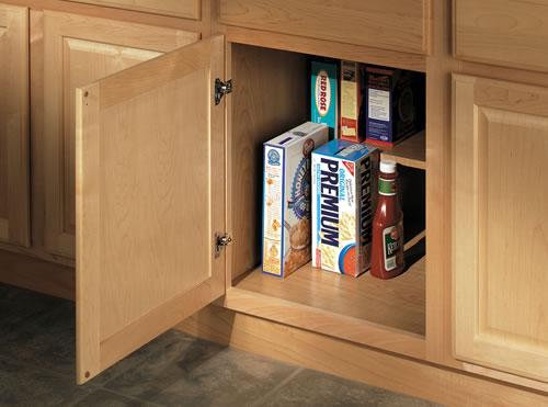 Merillat cabinet depth cabinets matttroy for Kitchen cabinet depth options