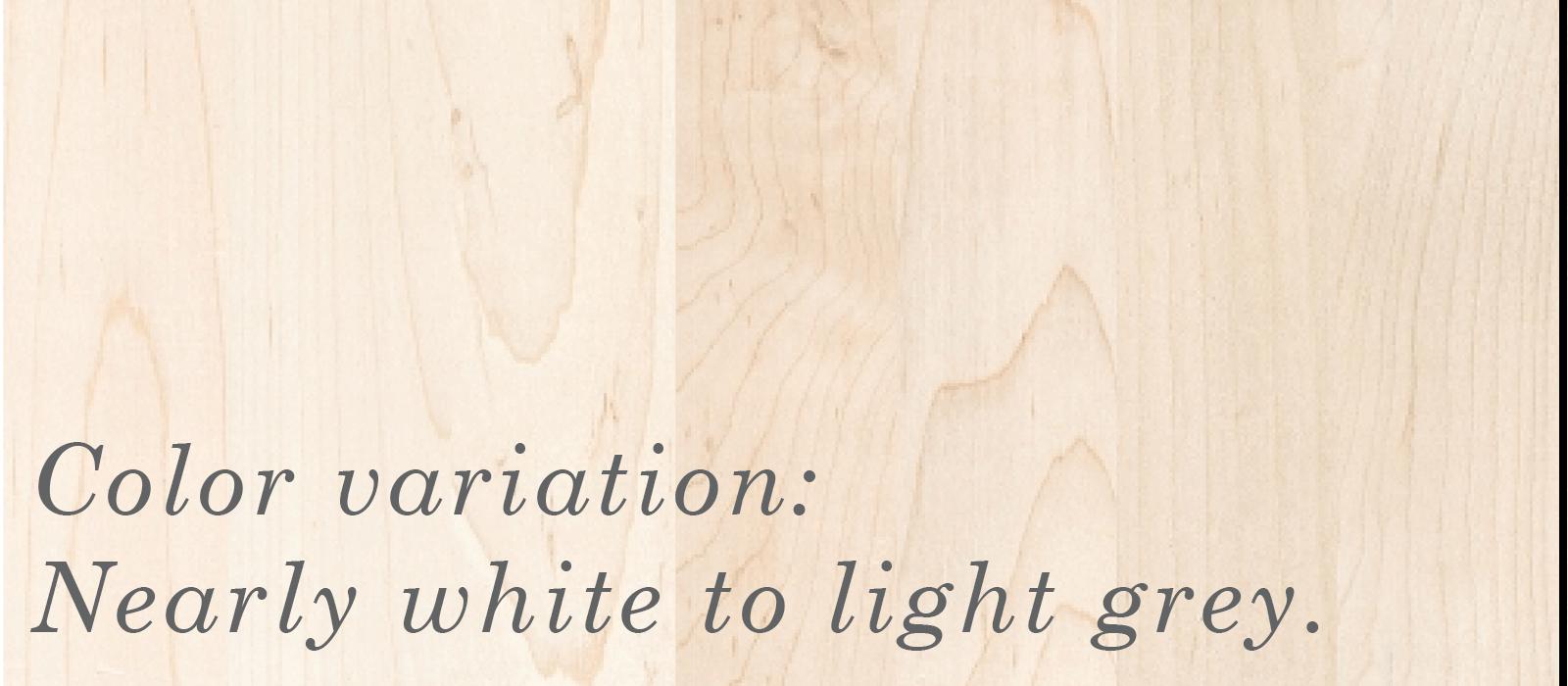 Soft Maple Wood