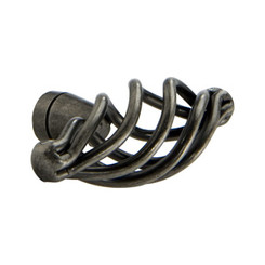 Merillat Classic® Antique Pewter Braided Knob