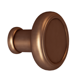 Merillat Masterpiece® Brushed Bronze Baluster Knob