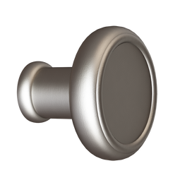 Merillat Masterpiece® Satin Nickel Baluster Knob