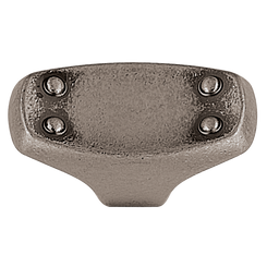 Merillat Masterpiece® Jericho Knob - Antique Pewter