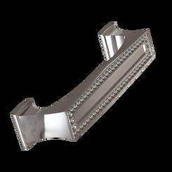 Merillat Masterpiece® Polished Nickel Pearl Beaded Pull