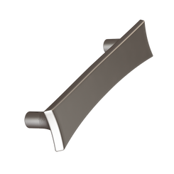 Merillat Masterpiece® Satin Nickel Sail Pull