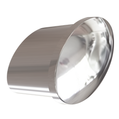 Merillat Masterpiece® Polished Nickel Tailored Knob