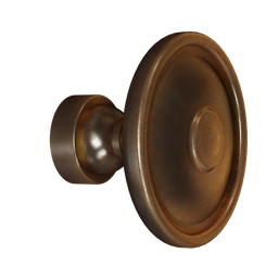 Merillat Masterpiece® Venetian Bronze Rustic Knob