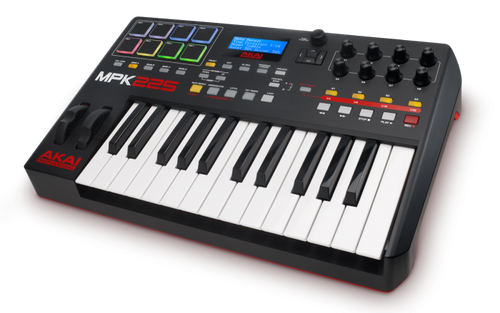 MPK225 Compact Keyboard Controller