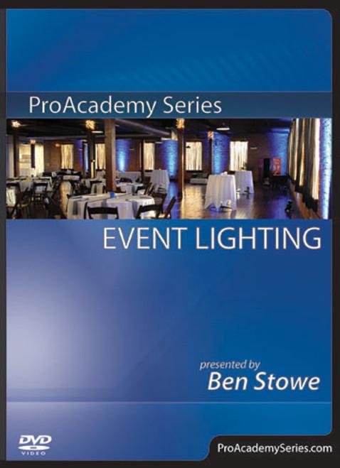 ProAcademy Event Lighting DVD