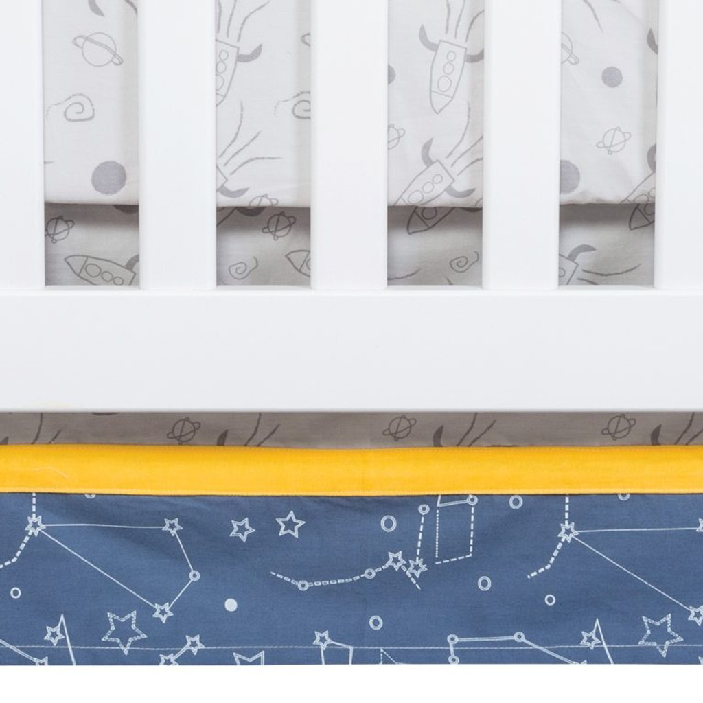 space baby bedding