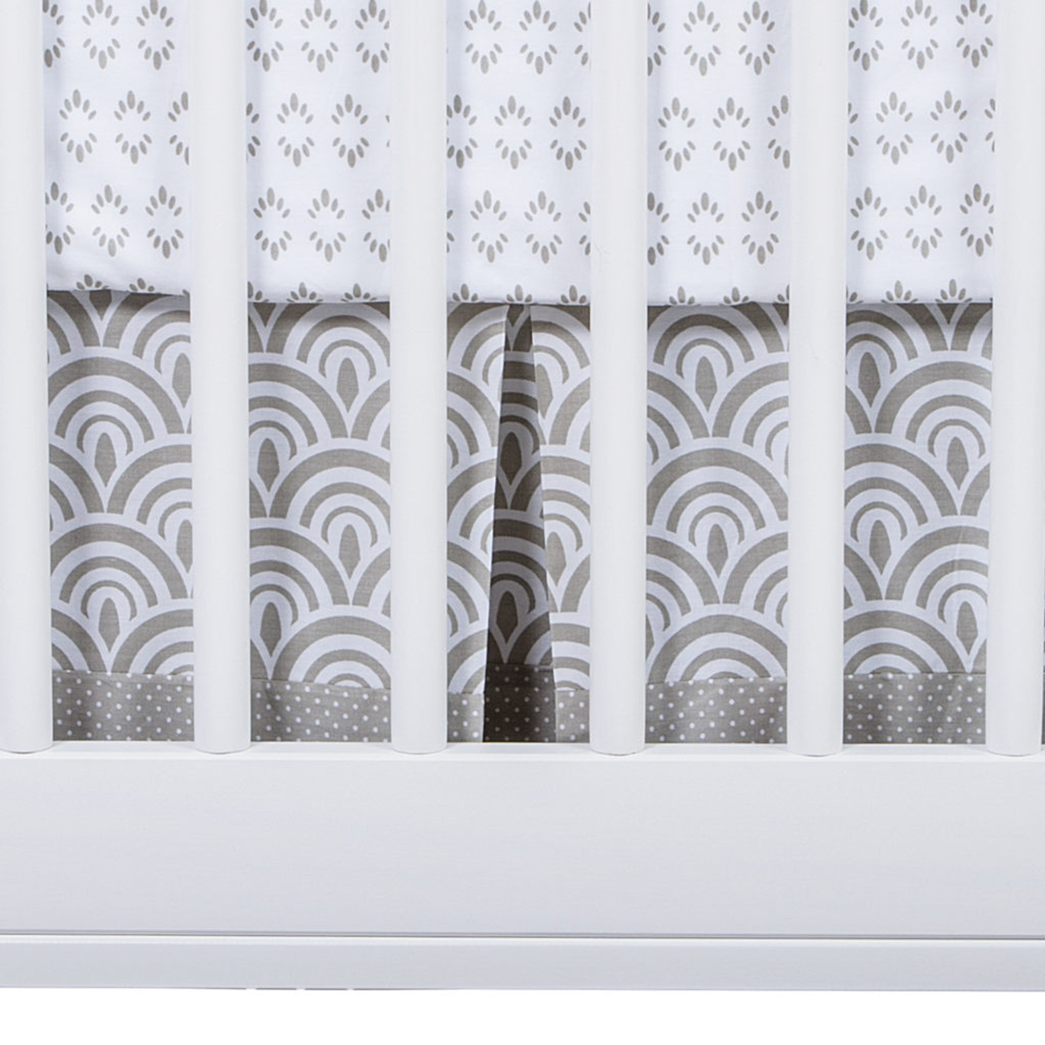 Trend lab art deco baby bedding set - Deco babybed ...