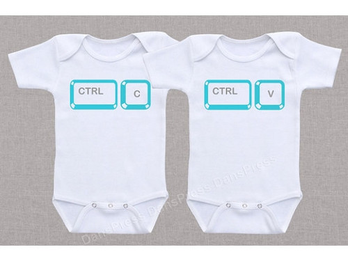 Copy and Paste Twin Set