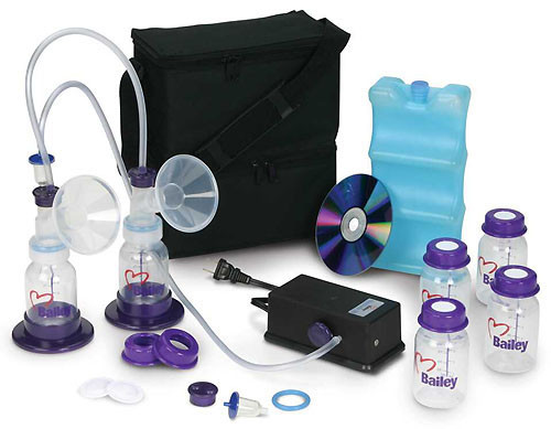 Deluxe Nurture III Breast Pump Kit
