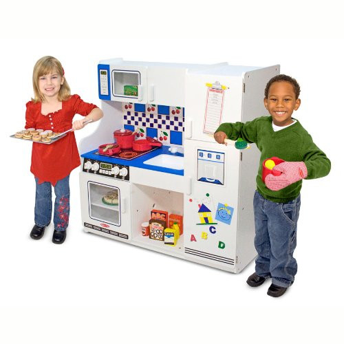 Melissa and Doug Deluxe Kitchen