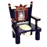 His Majesty's Potty Chair