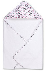 Maya Dot Hooded Towel