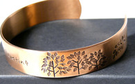 Family Cuff Bracelet- Personalized