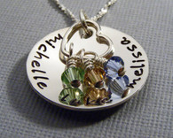 Mother's Necklace- Personalized