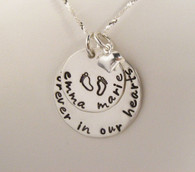 Infant/Child Loss Necklace