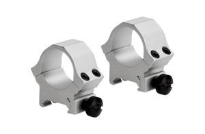 """Sport Rings Standard (Weaver) Picatinny - 1"""" - Med SS - SM055"""