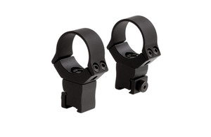 Adjustable Airgun Rings & Ring/Base Combos - 30mm Med-11mm Base - SM0137