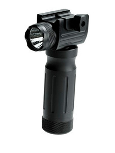 Tactical Fore End Grip W/750 Lumen Lamp - CL-FL