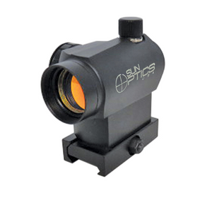 Micro Electronic Green/Red T Dot Sight - CD13-ES004T w/Riser