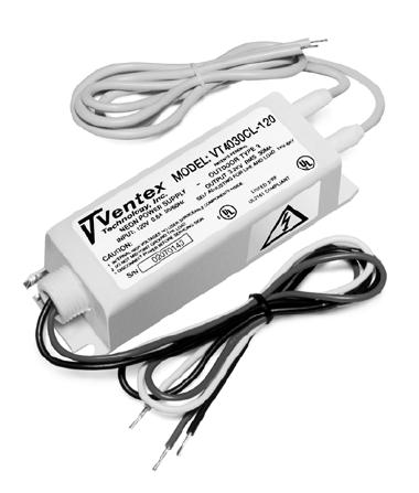 Ventex 4030CL Electronic Neon Transformer