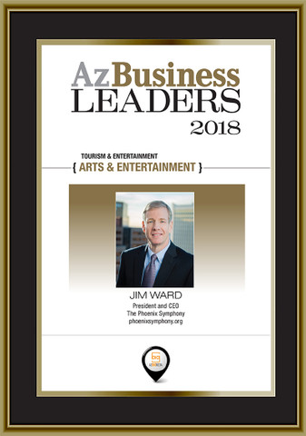 Az Business Leaders Plaque Style B Black w/gold trim: Page (please contact Az Big Media for cover only plaque)