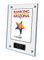 Ranking Arizona 2018 Plaque Style E: Acrylic wall mount plaque with choice of Ranking magazine cover, exact reprint of page, or customized option. (Please contact Sara Fregapane at (602) 277-6045 for customization  Plate will read Company Name, Category and either Ranked #1 or Ranked Top Ten.  If you would like customized wording, please state wording in comment box. (three lines of wording maximum)