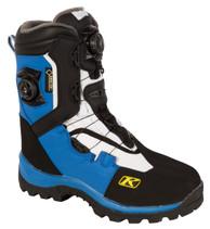 Mens  - Blue/Black - Klim Adrenaline GTX BOA  Boots