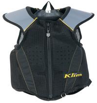 Mens & Youth  - Black/Grey - Klim Tek  Armor Vest