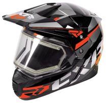 FXR FX-1 Team Electric Helmet 2017