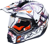 FXR Torque X Squadron Non-Electric Helmet 2017