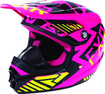 FXR Youth Throttle Battalion Helmet 2017