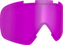 Atomic Pink - FXR Mission Finished Replacement Dual Goggle Lens 2017