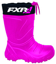FXR Youth Svalbard Boots 2017