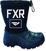 FXR Youth Shredder Boots 2017