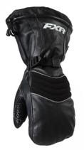 FXR Womens Leather Mitten 2017