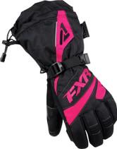 FXR Womens Fusion Gloves 2017