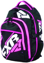 Black/Fuchsia - FXR Motion Back Pack 2017