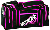 Black/Fuchsia - FXR Duffel Gear Bag 2017